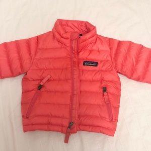 Baby Patagonia Down Puffer Jacket
